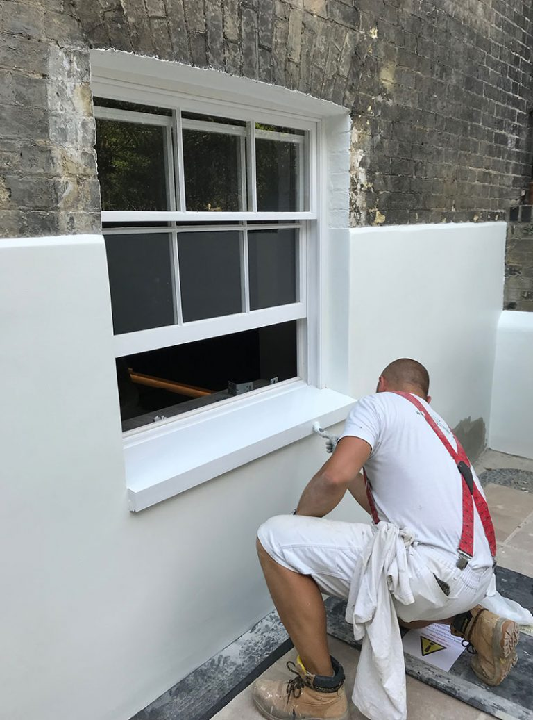 Painting and Decorating | High End Decorating | Listed Property | Renovation Project | Architect | Building Contractor | Design and Build | Construction | Interior Design | Building | Refurbishment | Cambridge | London | Suffolk | Essex | Saffron Walden | Hertfordshire | The Daniels Group