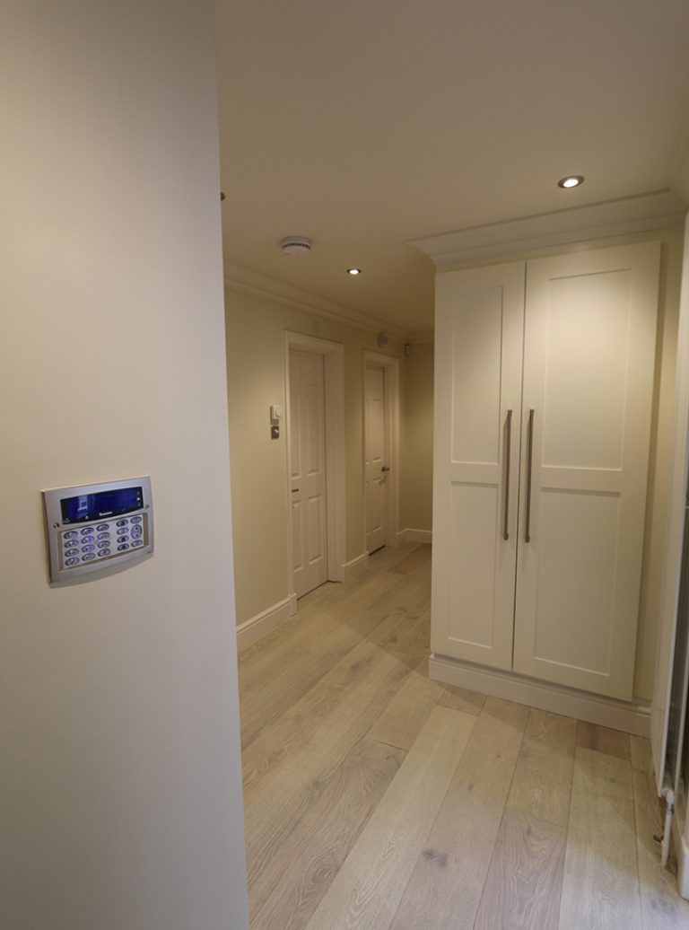 Bespoke Joinery | Appartment Refurbishment | Wooden Flooring Installers | London Renovation Project | Architect | Building Contractor | Design and Build | Construction | Interior Design | Building | Refurbishment | Cambridge | London | Suffolk | Essex | Saffron Walden | Hertfordshire | The Daniels Group