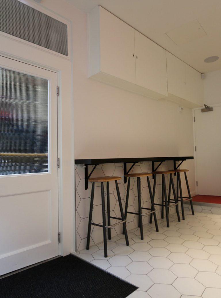 Bespoke Joinery | Bespoke Counters | restaurant Fit Out | Floor Installation | Architect | Building Contractor | Design and Build | Construction | Interior Design | Building | Refurbishment | Cambridge | London | Suffolk | Essex | Saffron Walden | Hertfordshire | The Daniels Group