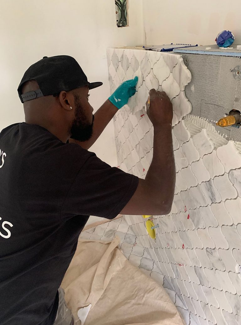 Huds Tiling Cambridge | Specialist Tile Installer | Decorative Finishes | Professional bathroom Installer | Architect | Building Contractor | Design and Build | Construction | Interior Design | Building | Refurbishment | Cambridge | London | Suffolk | Essex | Saffron Walden | Hertfordshire | The Daniels Group